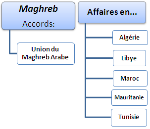 Doctorat (FOAD) : Faire des affaires au Maghreb