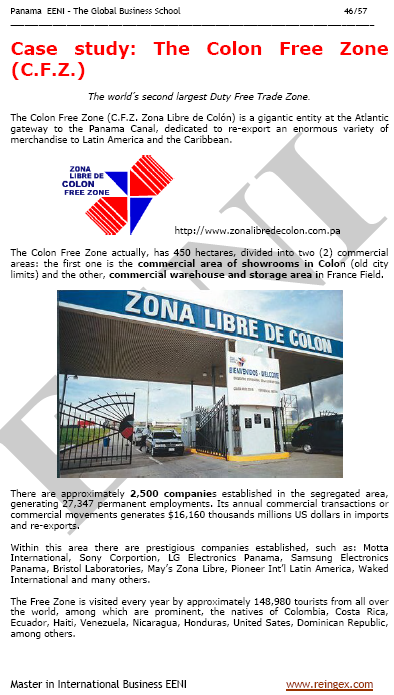 Colon Zone franche