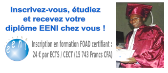 Cours, Master FOAD affaires, commerce international