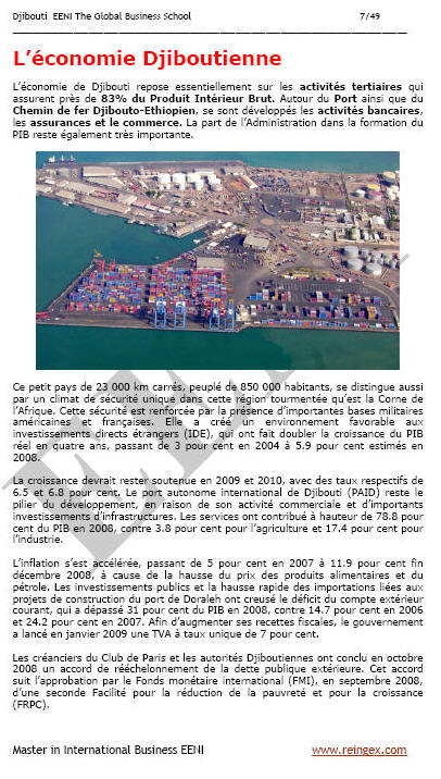 Djibouti affaires