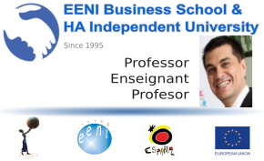 Erik Bruzzone, Chili (Enseignant École d'Affaires EENI & Université HA)
