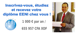 Étudiant Master / Doctorat FOAD en Affaires internationales