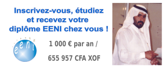 Étudiant arab master / doctorat en affaires FOAD