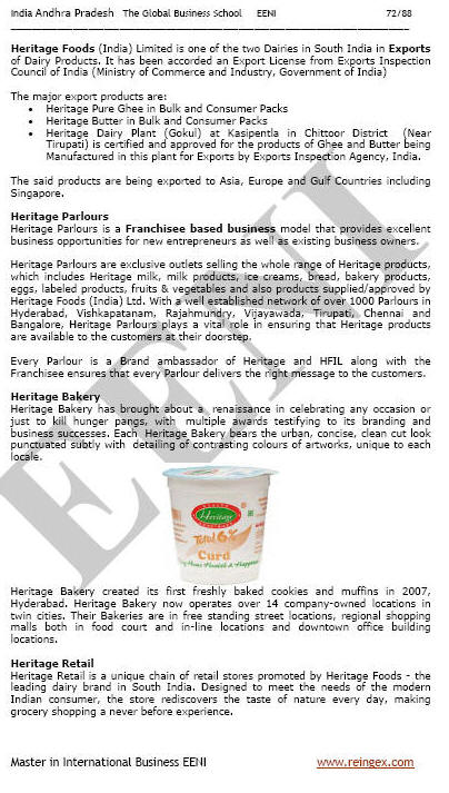 Heritage Group India