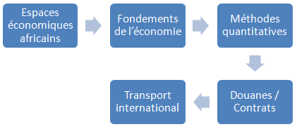Espaces africains (licence commerce, L1-1)