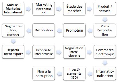 Marketing International (Master affaires)