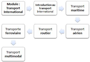 Transport et logistique internationale (Master Affaires)