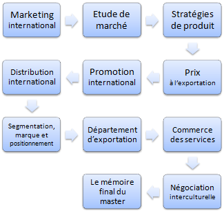 Master Marketing international