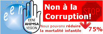 Non à la corruption