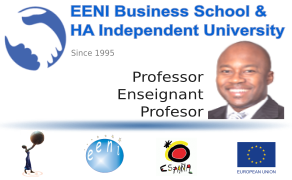 Paterson Ngatchou - Enseignant EENI (École d'Affaires), Université Hispano-Africaine